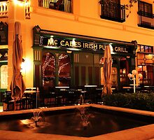 McCabe's Irish Pub by kathy s gillentine
