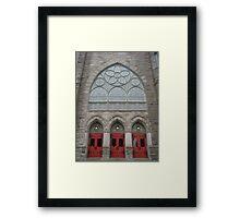 Atlanta 11 Framed Print