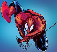 Spider-Man 2 by Wasif