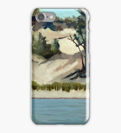 Lake Michigan Dune iPhone Case/Skin