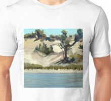 Lake Michigan Dune Unisex T-Shirt