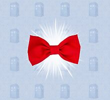 Doctor Who Bowtie by wherestherain