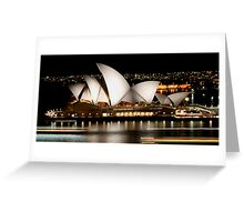 Sydney Opera House - Australia Greeting Card
