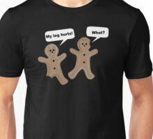 Gingerbread Mens Womens Hoodie / T-Shirt Unisex T-Shirt