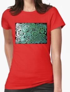 Time Table Womens Fitted T-Shirt