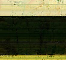 Abstract Landscape ll -  The Highway Series by Michelle Calkins
