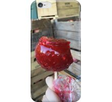Candy Apple iPhone Case/Skin