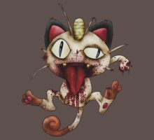 Zombie Meowth by RPGesus