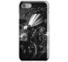 Classic Custom Motorcycles iPhone Case/Skin