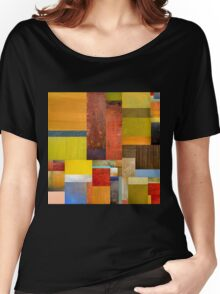 Pieces Project l Women's Relaxed Fit T-Shirt