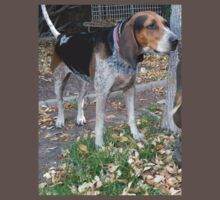 Special Bluetick Coonhound Kids Clothes