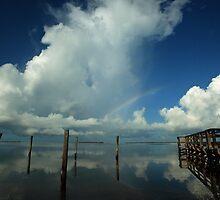 Rainbow bay by kathy s gillentine