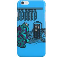 Doctor Sulley iPhone Case/Skin