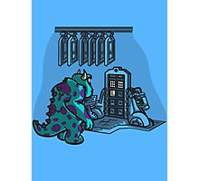 Doctor Sulley Photographic Print