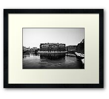 The Power Station Framed Print