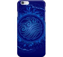 Tribal Water. iPhone Case/Skin