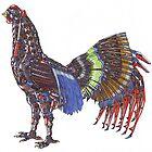 Mech Hen by jcwdesigns