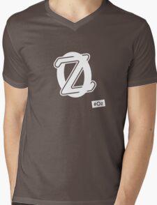 #Oz Mens V-Neck T-Shirt