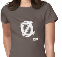 #Oz Womens Fitted T-Shirt
