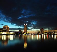 Hillsborough river by kathy s gillentine