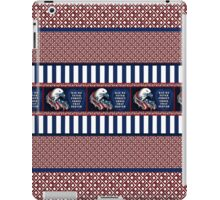 MILITARY MEMORIAL, MAY WE REMEMBER iPad Case/Skin