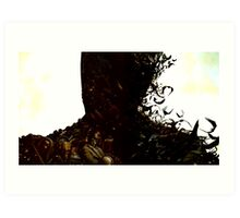 Batman-Joker Art Print