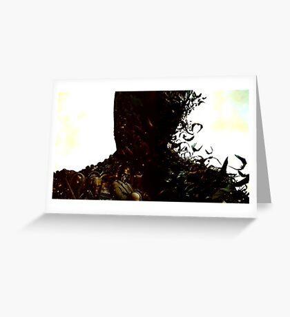 Batman-Joker Greeting Card