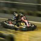 Kart Panning - 1/20th sec by Pete Costick