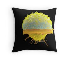 Crook Foot Throw Pillow