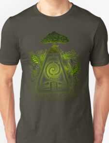 Tribal Earth. Unisex T-Shirt