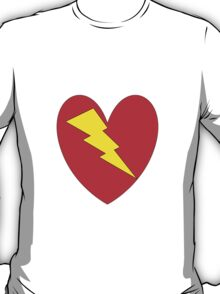 charged heart T-Shirt