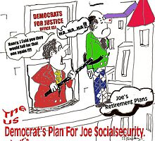 Democratic Answer To The Social Security Prolbem by Mike Pesseackey (crimsontideguy)