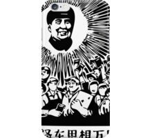 MAOISM  AND MAO ZEDONG iPhone Case/Skin
