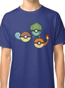 Choose Your Starter Blue Classic T-Shirt