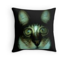 Guilty As Charged Throw Pillow