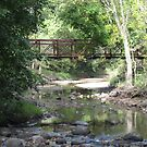 Bridge Over Stream by ShonS