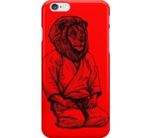 Martial Arts - Way of Life #6 iPhone Case/Skin