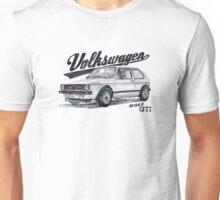 Volkswagen golf GTI Unisex T-Shirt