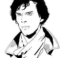 sherlock #1 by David Cutler
