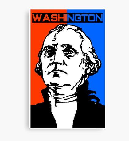 GEORGE WASHINGTON-3 Canvas Print