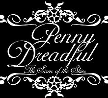 Penny Dreadful - Siren of the Skies by foreverdelayed