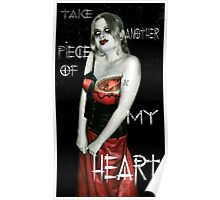 Take another piece of my heart Poster
