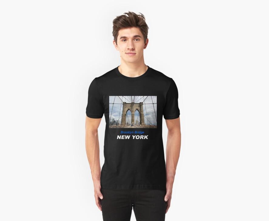Brooklyn Bridge, Manhattan, New York, USA by jmhdezhdez