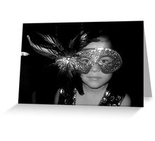 Youth in Disguise Greeting Card