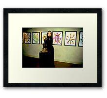 Artist Opening Framed Print