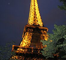 The Eiffel Tower by Jean31
