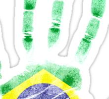 Brazil My Pride Sticker