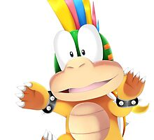 Lemmy Koopa by ShinyhunterF