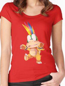 Lemmy Koopa Women's Fitted Scoop T-Shirt