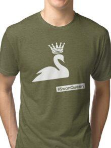 #SwanQueen Tri-blend T-Shirt